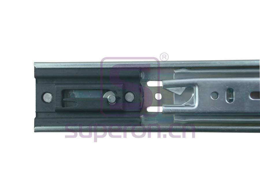 45mm full ext sliders self-locking