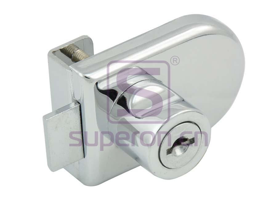 03-408 | Glass Lock, #408