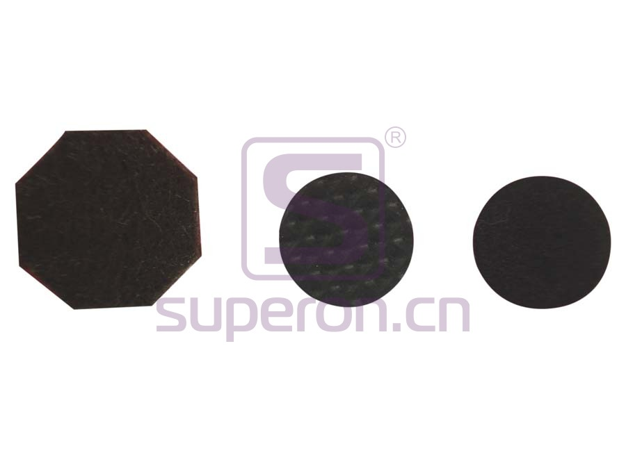 04-597 | Rubber floor protector (round)